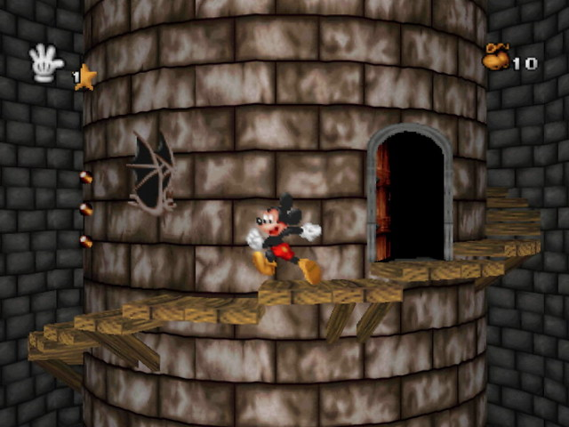 скачать Mickey's Wild Adventure на PSP торрент